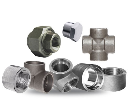 FORGED STEEL FITTINGS